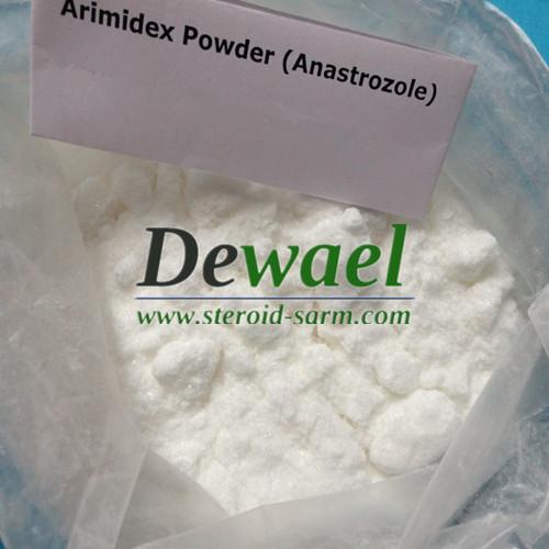 Anastrozole powder